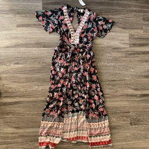Miami Francesca's Romper Dress